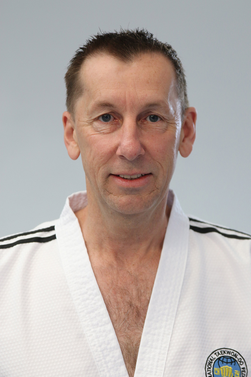 Master Paul McPhail